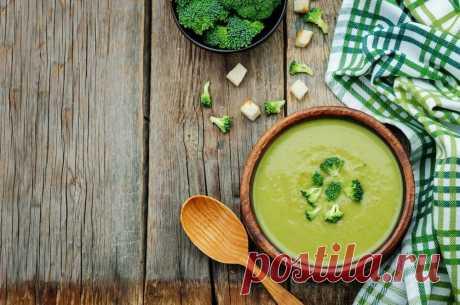 Рецепты вкусных блюд из брокколи для детей