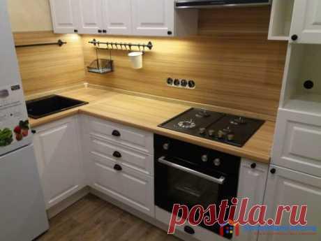 Что учесть при заказе кухонного гарнитура: 6 реальных фото кухни