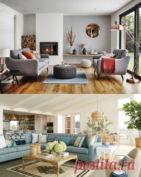 Современный дизайн гостиной. 15 идей, решений и рекомендаций (+эл. книга) | Дизайн и Культура | Яндекс Дзен