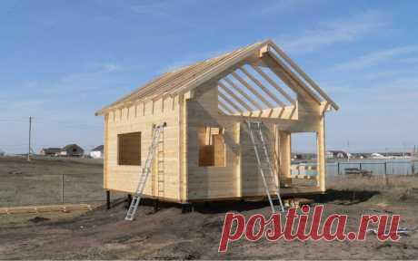 Строительство каркасных домов - щитовых недорогих