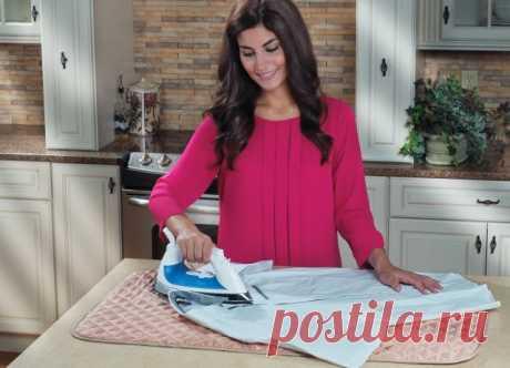 Как погладить рубашку быстро и легко: инструкция перфекционистов — Полезные советы