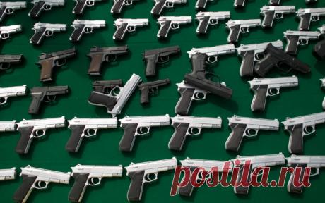 Оружие без лицензии. Что можно купить в России. | Пушки и пули | Яндекс Дзен