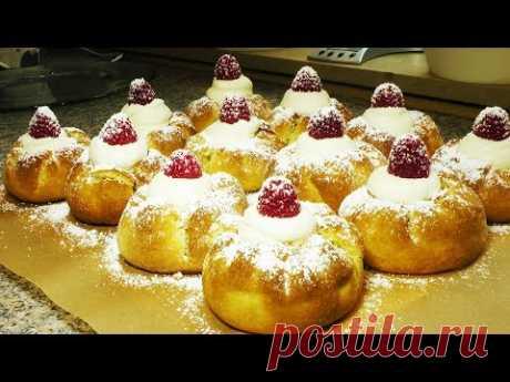 Яблочные пирожные. Видео рецепт от Надежды