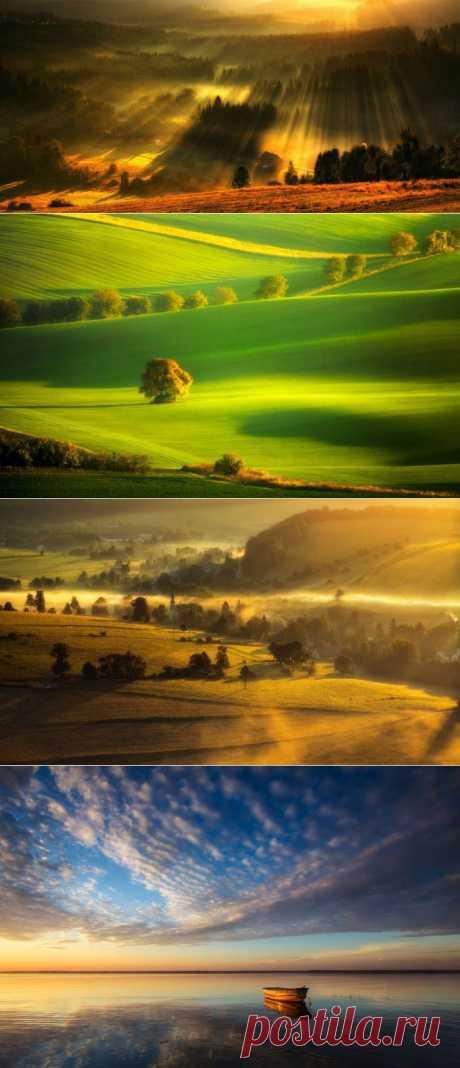 Фантастические пейзажи Моравии - Фото - Калейдоскоп Эмоций