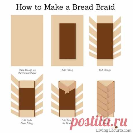Chocolate Braid Recipe
