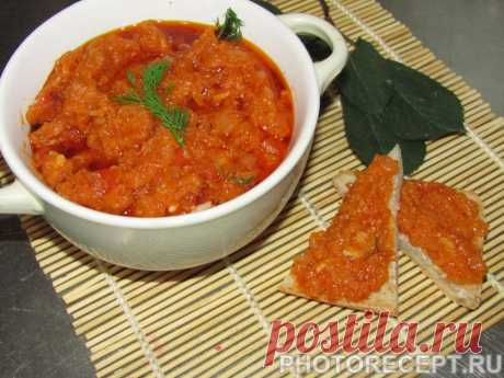 Домашняя кабачковая икра - рецепт с фото пошагово