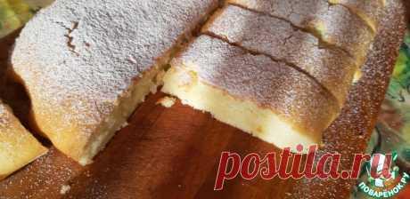 Пирог из пяти ингредиентов Кулинарный рецепт