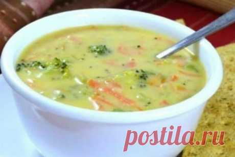 3-х дневная суп-чистка: ешьте суп сколько хотите, и боритесь с воспалением, жиром и болезнью живота – БУДЬ В ТЕМЕ