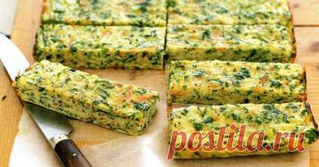 Питательные батончики с сыром и брокколи «Энергетик» - Счастливый формат