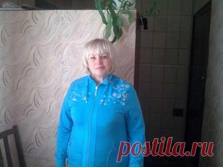 Валентина Дульцева