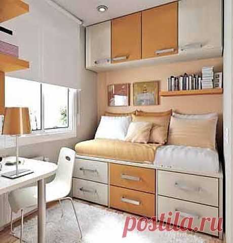3 совета, как выбрать мебель для маленьких квартир - Учимся Делать Все Сами