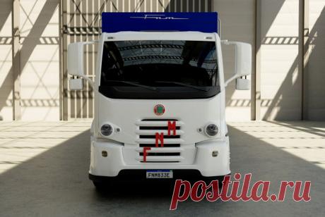 Грузовые авто под ТМ «FNM» возродили в Бразилии — Kovsh.dp.ua