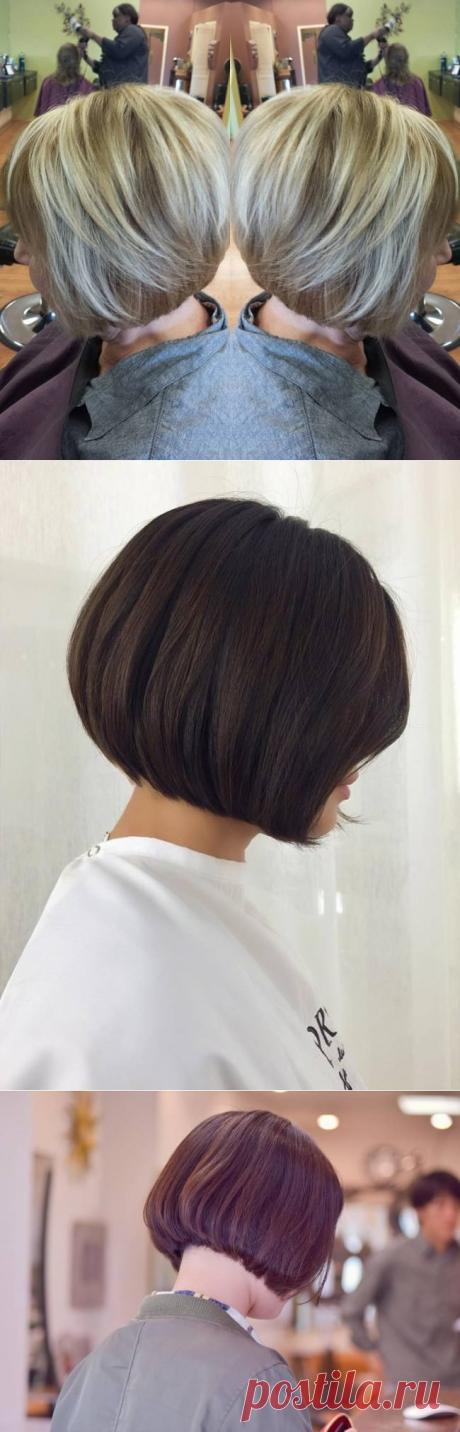 Лучшие идеи стрижки боб на все виды волос