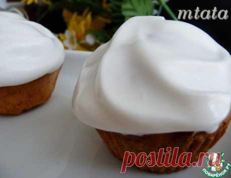 Белковый крем с желированным сахаром – кулинарный рецепт