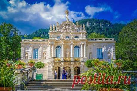 Баварский Версаль – Замок Линдерхоф