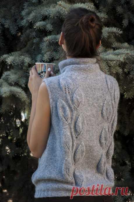 Leafy For Ladies — KnitTerrA