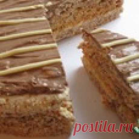 "Торт ""Рахат"" Кулинарный рецепт"