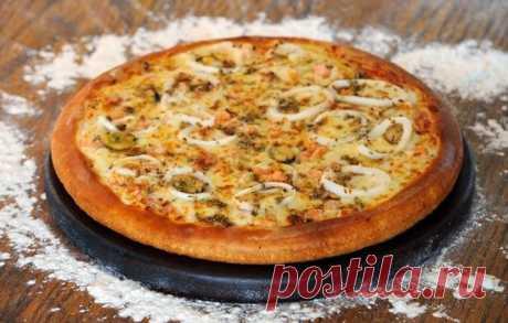 Рецепты жидкого теста для пирогов и пиццы на майонезе, секреты