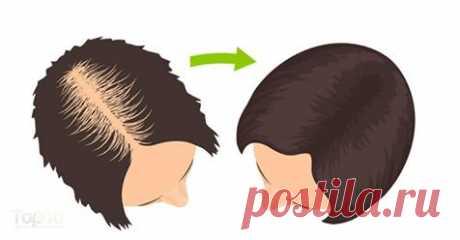 10 суперпродуктов для предотвращения выпадения волос - Счастливые заметки