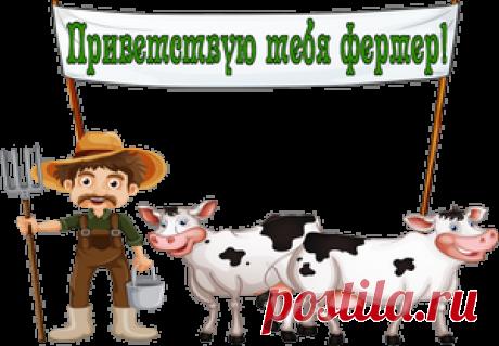 Супер-фермер - Аккаунт - Профиль