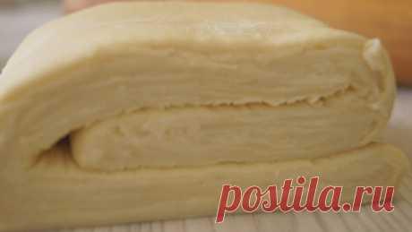 Как приготовить хорошее слоеное тесто | Делимся советами