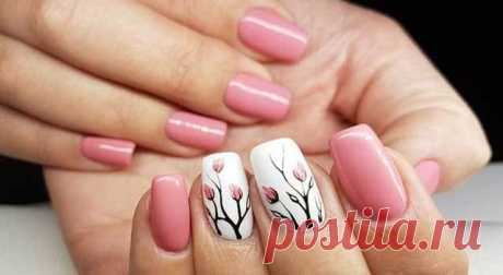 ""\"""" Manicure for March 8: ideas of spring design of nails""460|252|?|en|2|e2f1d79dfbcdfdea627f95d50b67cb1b|False|UNLIKELY|0.33090469241142273