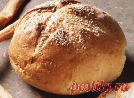 Как испечь вкусный хлеб в духовке - Кулинарные рецепты от Веселого Жирафа