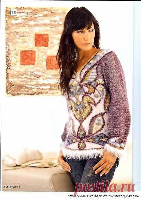 Вязание (пуловер) | Записи в рубрике Вязание (пуловер) | Дневник kusschen