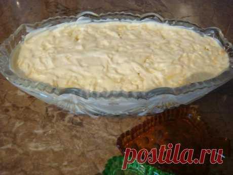 Салат Белая шубка рецепт с фото пошагово - 1000.menu