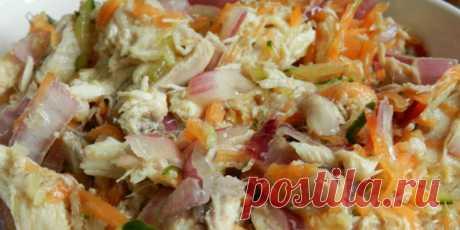 Курица в азиатском стиле : Рыбные блюда : Кулинария : Subscribe.Ru