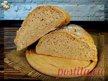 Мой рецепт ржаного хлебушка, в котором ничего не хочется менять: простой, точный и хлеб очень вкусный | Кухня без границ Елены Танько | Яндекс Дзен