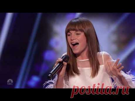 Charlotte Summers - I Put A Spell On You - America's Got Talent - Auditions 3 - June 11, 2019