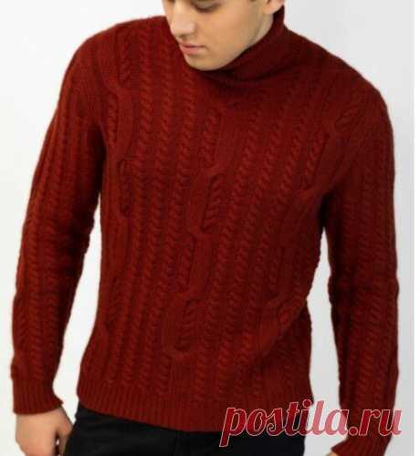 Мужские свитера к зиме - ищем, выбираем, вяжем | Олишна из третьего подъезда | Яндекс Дзен
