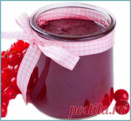 Заготовки из красной смородины на зиму рецепты: без варки, без сахара, варенье и желе » eТеплица