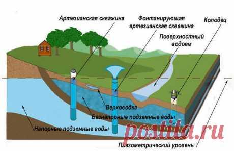 Как найти водоносную жилу при помощи компаса   Рекомендательная система Пульс Mail.ru