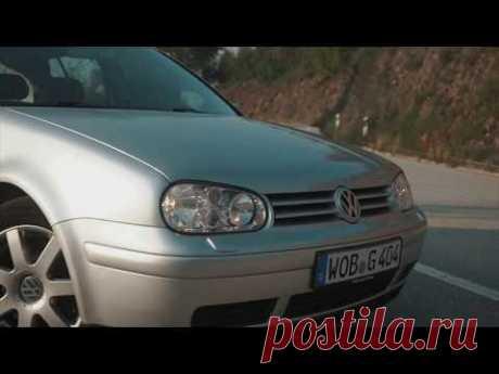 ТАКОЙ ГОЛЬФ НЕ НАЙТИ! VW Golf VR6 2,8 204 л.с. 4motion