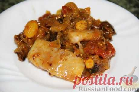 Рецепт: Селедка по-кашубски на RussianFood.com