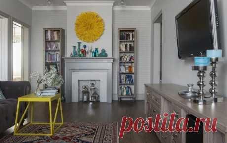 Как самостоятельно сделать ремонт: квартира дизайнера в панельном доме — INMYROOM