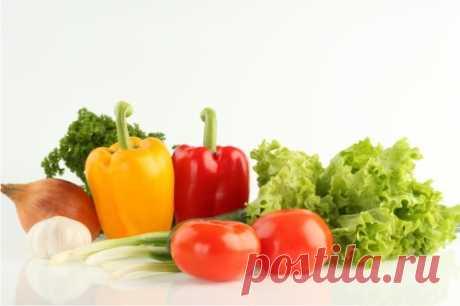Топ-7 овощей | Женский портал Топ-7 овощей, которые обязательны на столе осенью
