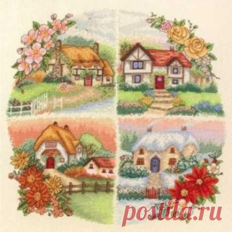 PCE750 Сезонные коттеджи купить. Фото