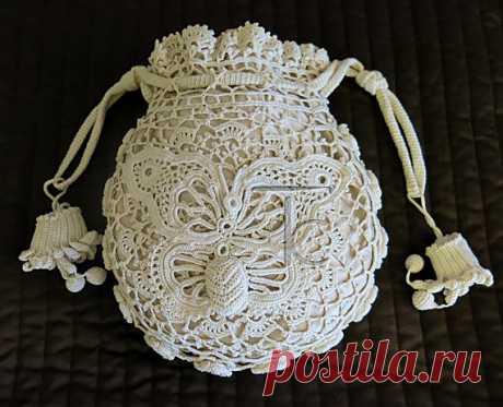 Винтаж — Татьяна Комарова | Crochet Studio