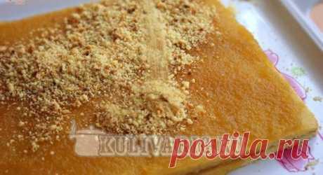 Песочное пирожное ⋆ Кулинарная страничка