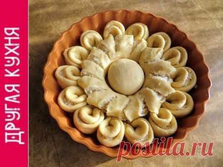 Гости будут в восхищении! Чудо-пирог с кокосовой начинкой