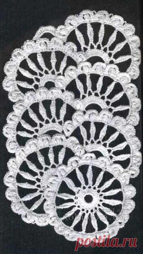 Схемы ленточного кружева, в копилку мастерицы из категории Интересные идеи – Вязаные идеи, идеи для вязания