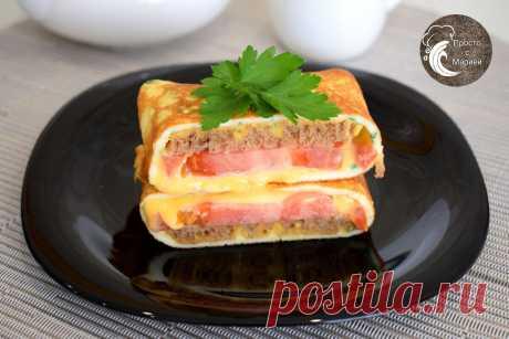 Готовлю завтрак за 6-10 минут: вкусная подборка на всю рабочую неделю | Просто с Марией | Яндекс Дзен
