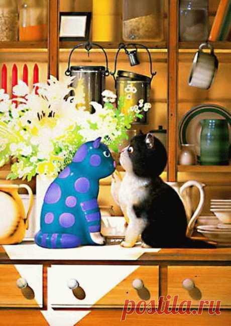 Милые зверушки от Макото Мурамацу. ФОТО :: Новости N - Николаевские новости