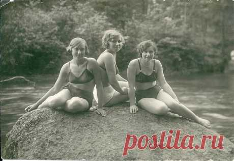 Жаркие архивные снимки с грифом «28+»