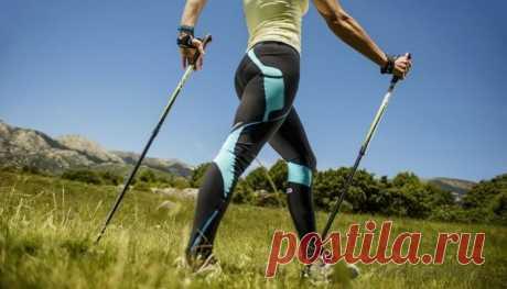 Техника ходьбы для похудения начинающим   Психология