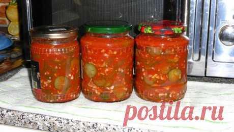 Салат на зиму 5 соток: пошаговые рецепты с фото и видео