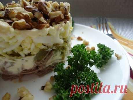 Как приготовить удивительно вкусный салат принц - рецепт, ингридиенты и фотографии
